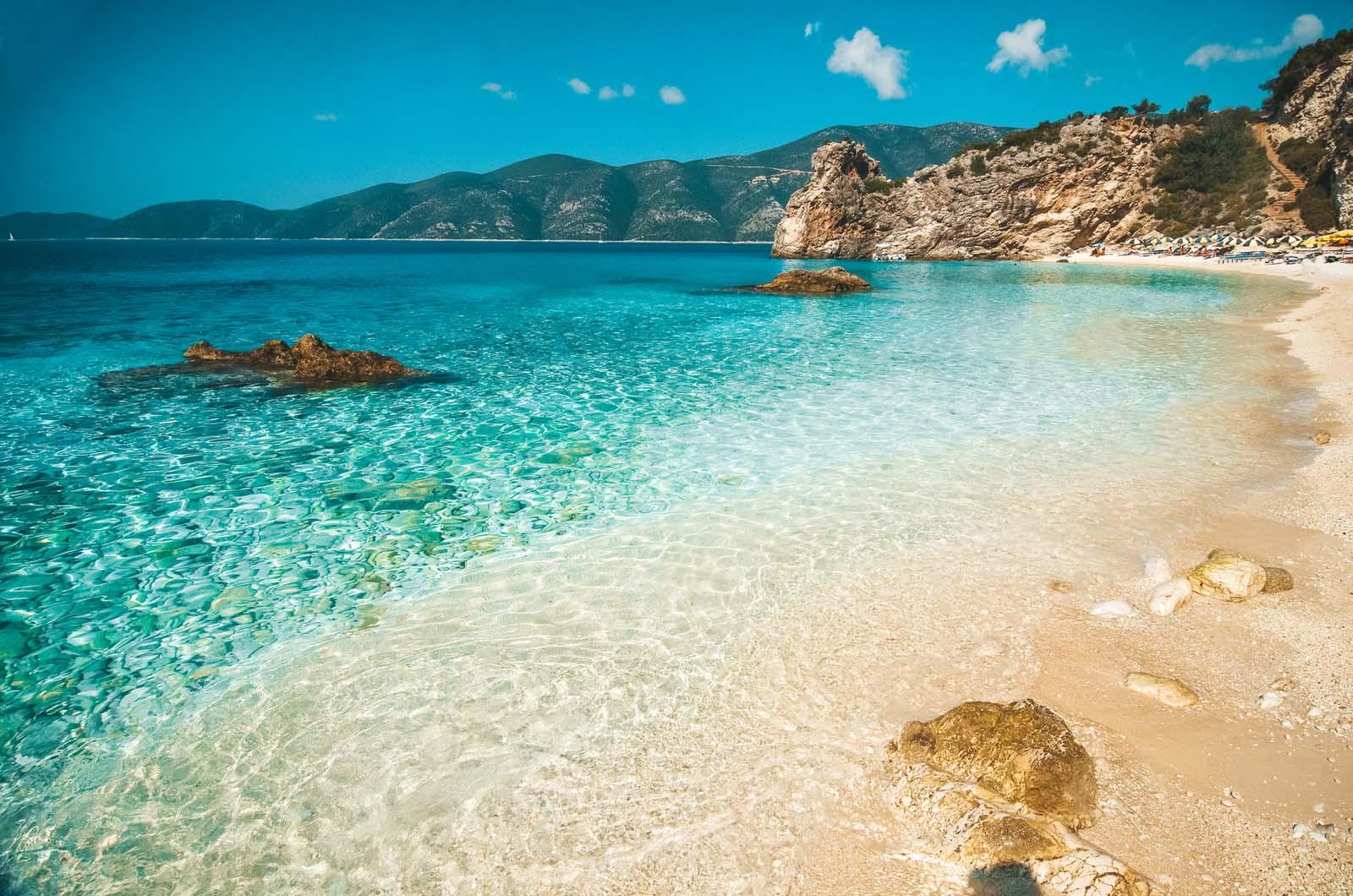 Agiofilli Beach 2